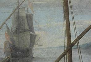 restauracion conservacion de pintura